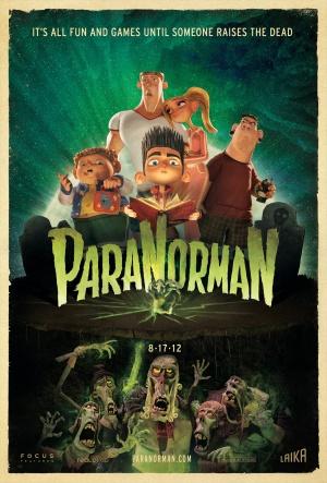 ParaNorman poster