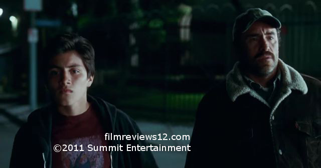 "José Julián (l) as Luis and Demián Bichir (r) as Carlos in Chris Weitz' ""A Better Life""."