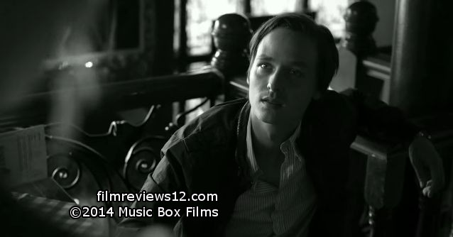 "Tom Schilling in a scene from Jan Ole Gerster's ""A Coffee in Berlin""."
