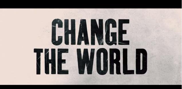 change the world selma
