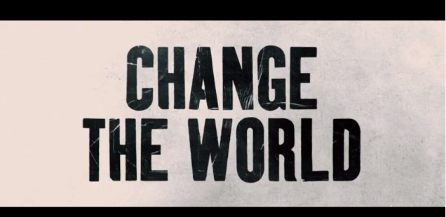 change the world selma