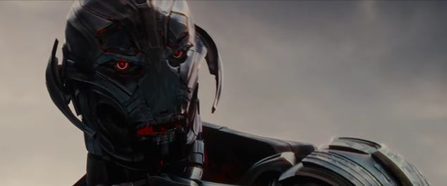 Ultron is not amused.